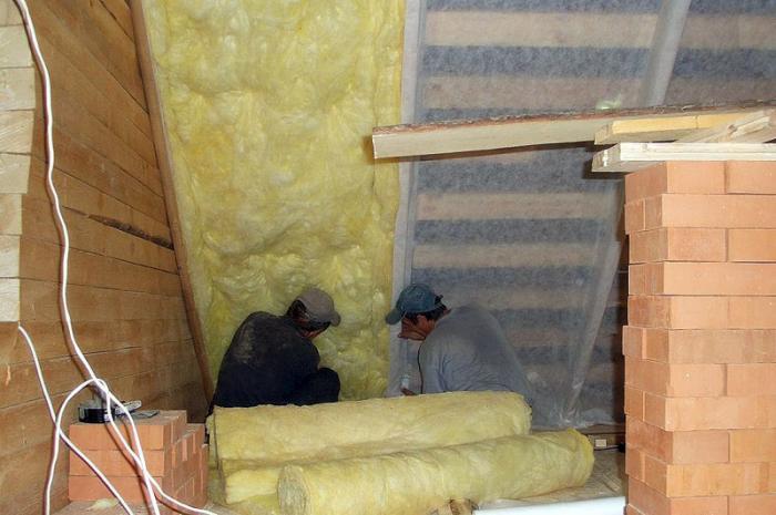 cimg7391 утепление мансарды, утепление крыши дома
